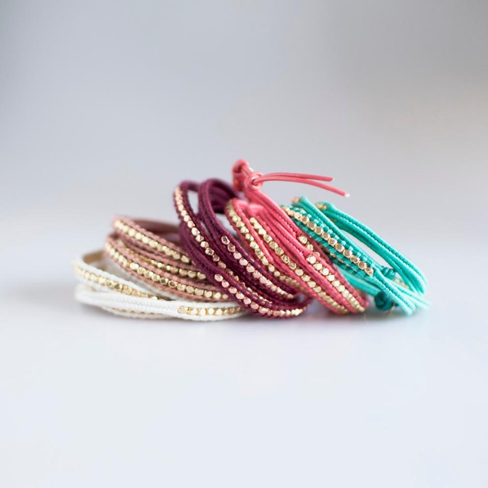 Cluster Bracelets | Talulah Lee