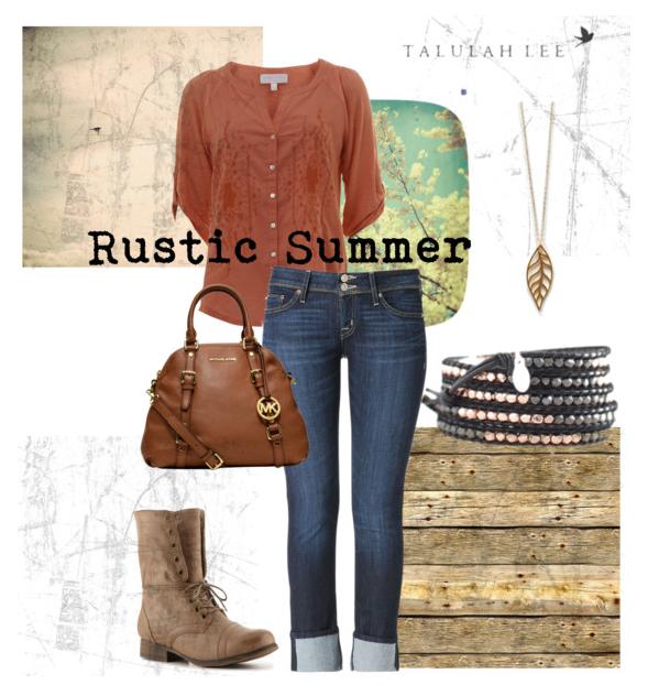 Rustic Summer | Talulah Lee