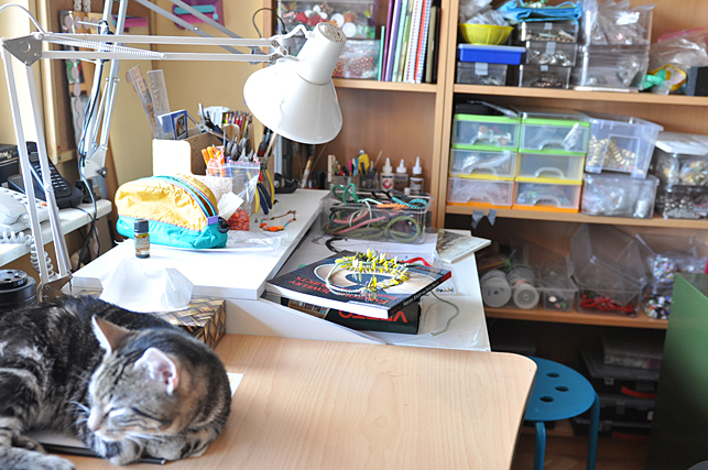 The Creative Workspace