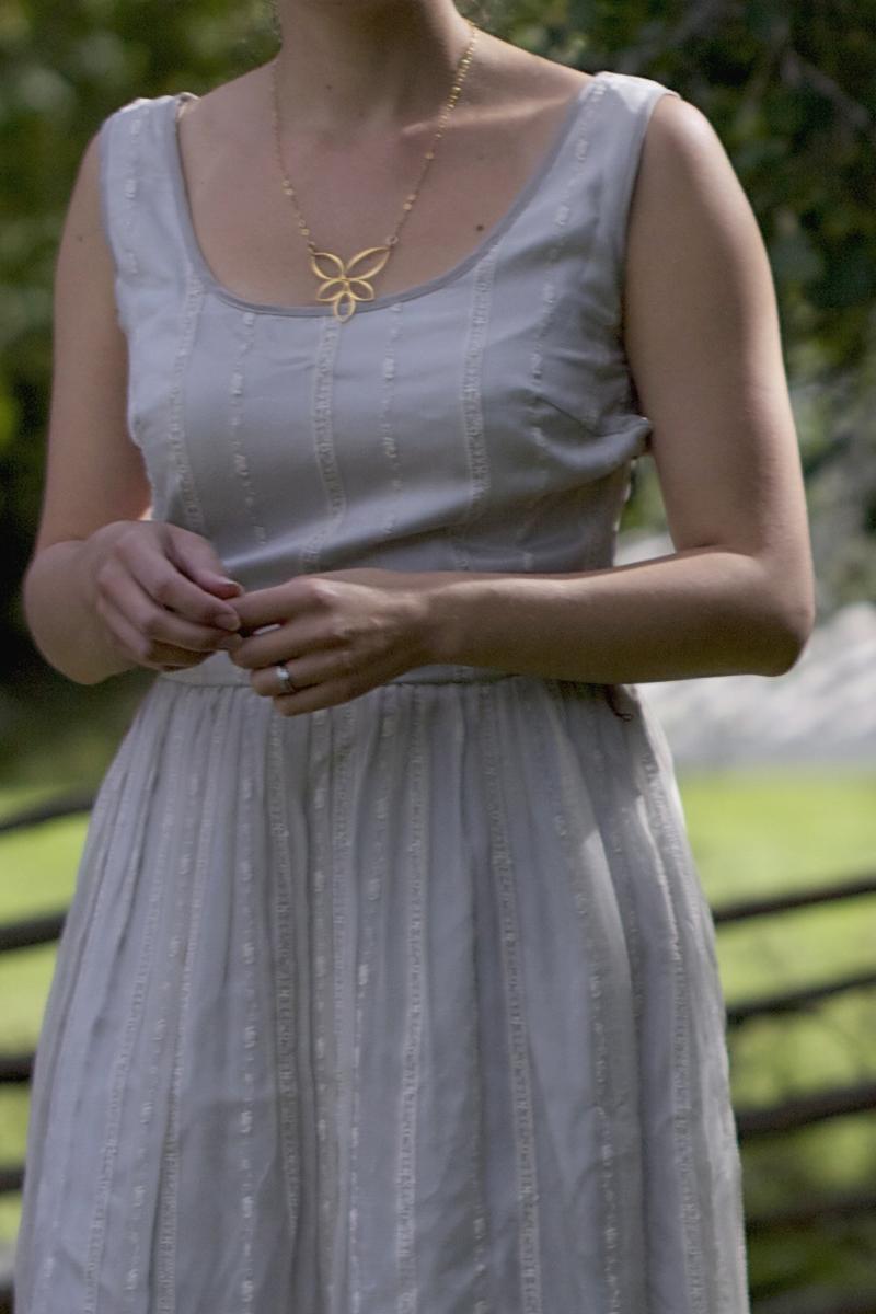 5 Petals Necklace I Talulah Lee